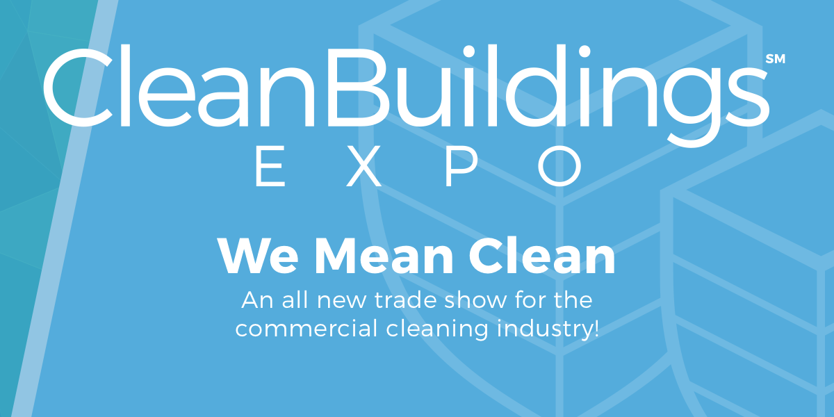 Clean Buildings Expo - Exhibitor Search Results | Facilities